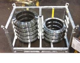 Conteneur acier spécifique