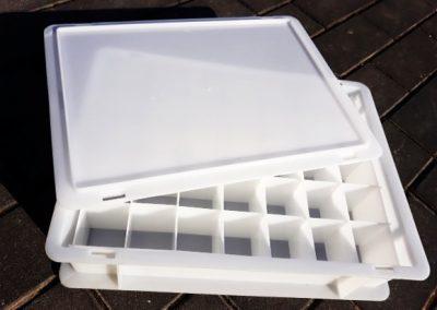 Accessoires Bac Plastique