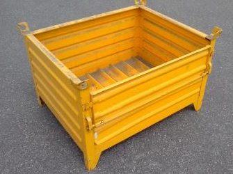 Stockage industriel : quelles dimensions de caisses palettes pour quels usages ?