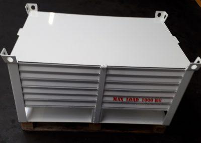 Caisse-palette acier R389/R489