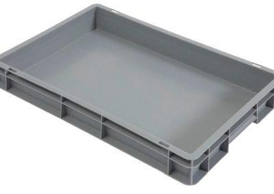 Bac plastique 600x400x80mm