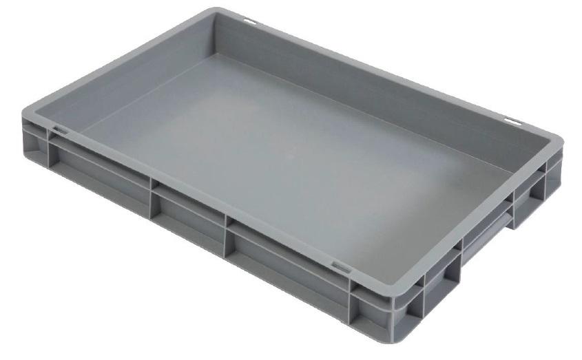 bac plastique 400x300x70mm