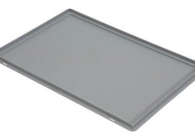Couvercle pour bac plastique 600x400mm